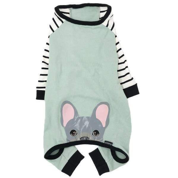 French Bulldog Pajamas | Frenchie Clothing | Organic Pajamas